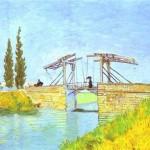 Pont levis hollandais pour imager le mécanisme de la fleur de sauge