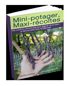 livre mini potager maxi récoltes